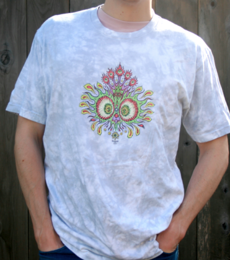 Omiwimo Mens Tie Dye