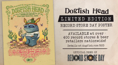Official Record Store Day Poster