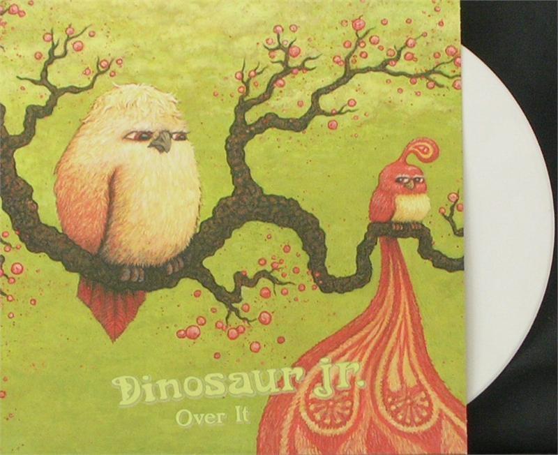 Dinosaur Jr. record cover 3