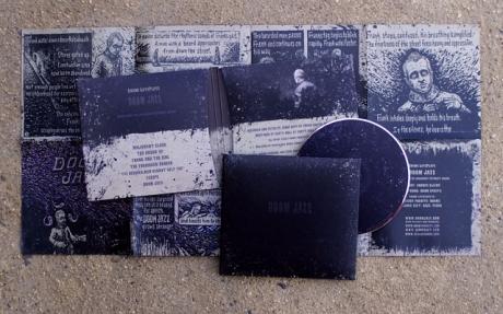 Doom Jazz CD packaging 2