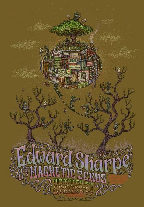 Edward Sharpe & The Magnetic Zeros
