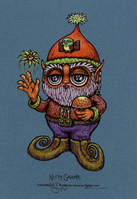Nifty Gnome