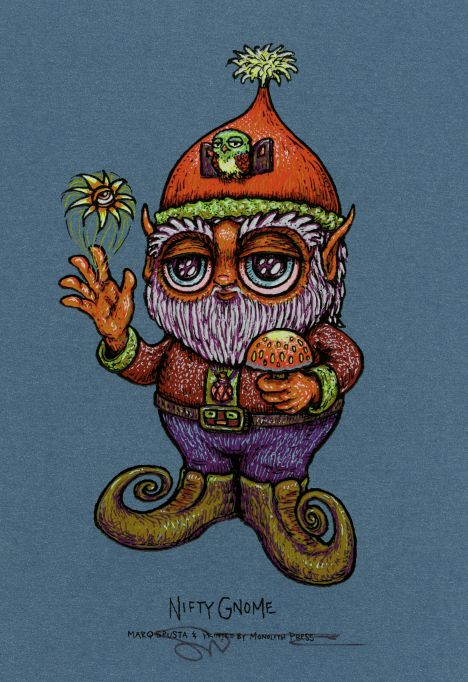 Nifty Gnome