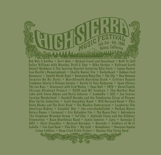 High Sierra Graphic 2