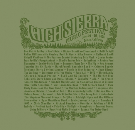 High Sierra Graphic 2