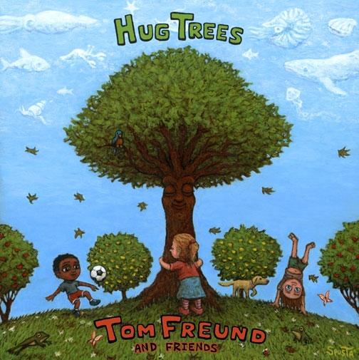 Hug Trees CD cover