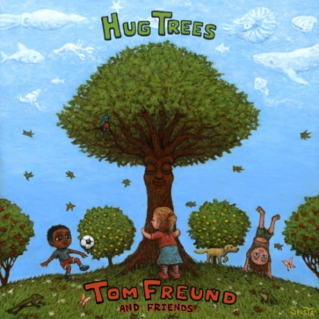 Hug Trees CD cover