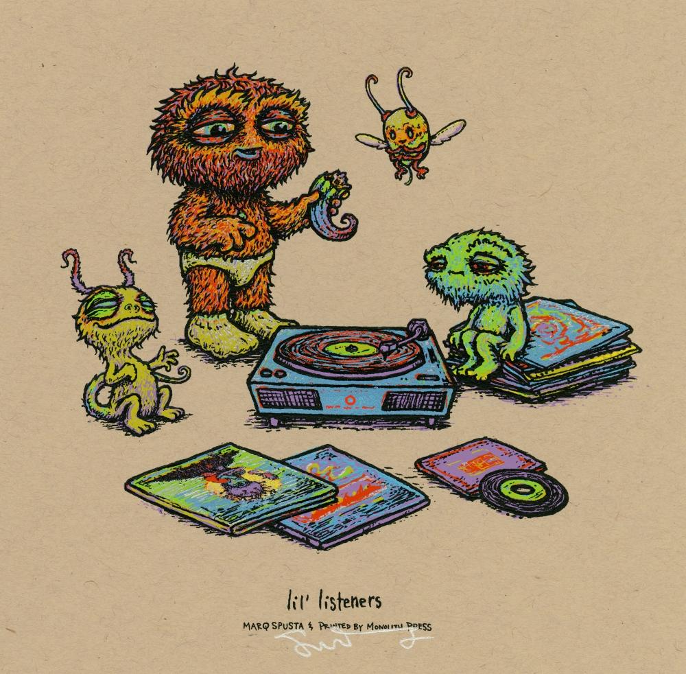 lil' listeners