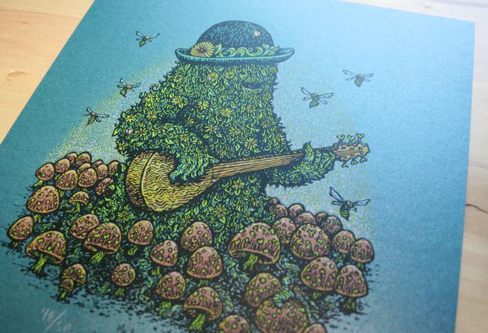 Mr. Bloomjangles.....the mystery print revealed