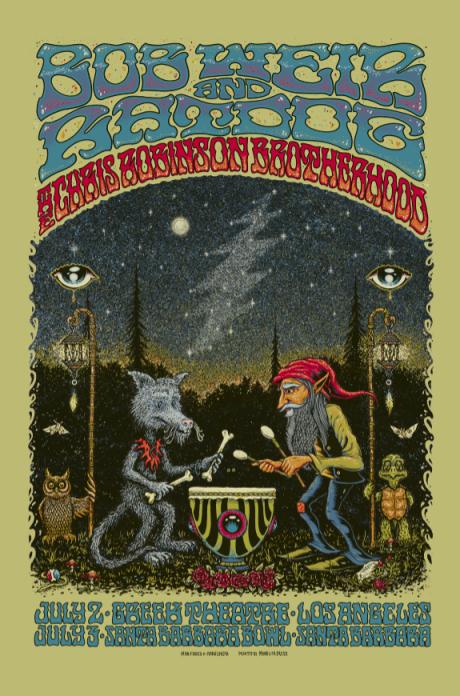 Bob Weir and Ratdog w/ CRB