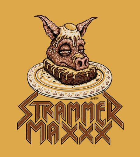 Strammer Maxxx Graphic 2