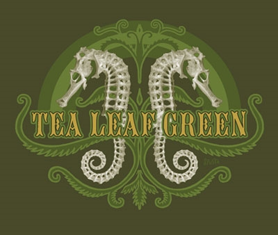 Tea Leaf Green Graphic