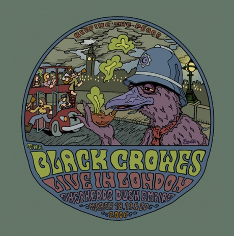 The Black Crowes: No Speak No Slave
