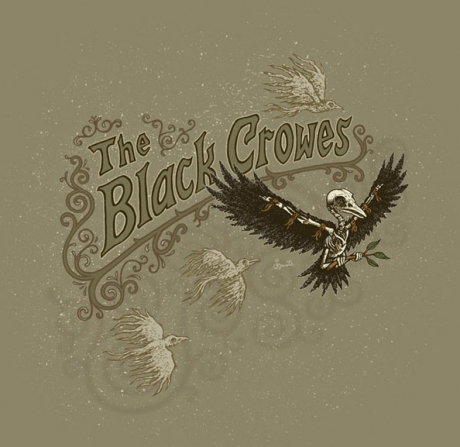 The Black Crowes Graphic 2