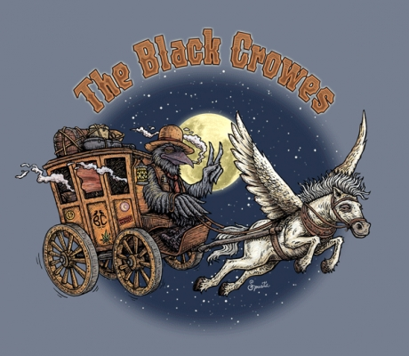 The Black Crowes Graphic 3