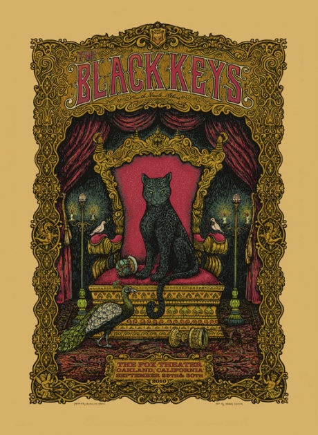 The Black Keys Oakland