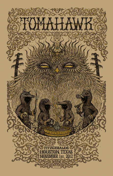 Tomahawk Poster