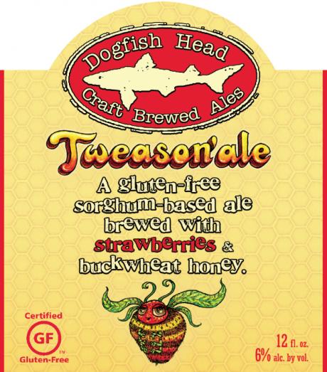 Tweason\'ale Bottle Label