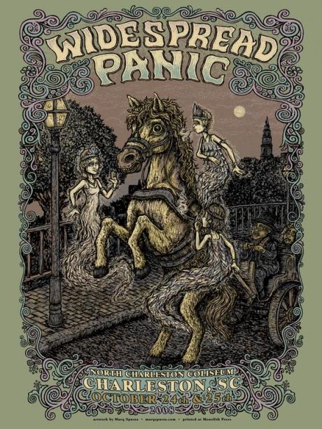 Widespread Panic Charleston