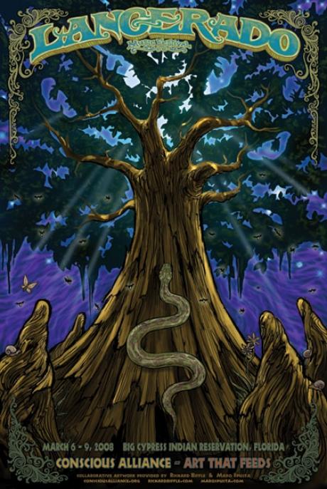 Langerado Big Cypress Indian Reservation