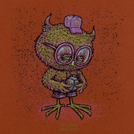 Owl Boy Mini Print Variety