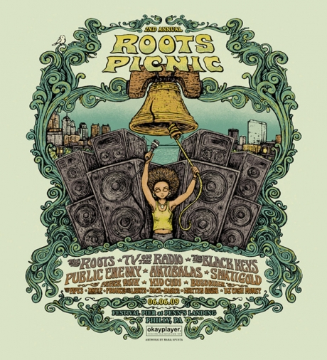 Roots Picnic Philly