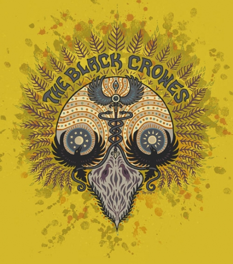 The Black Crowes Shirt Graphic 2